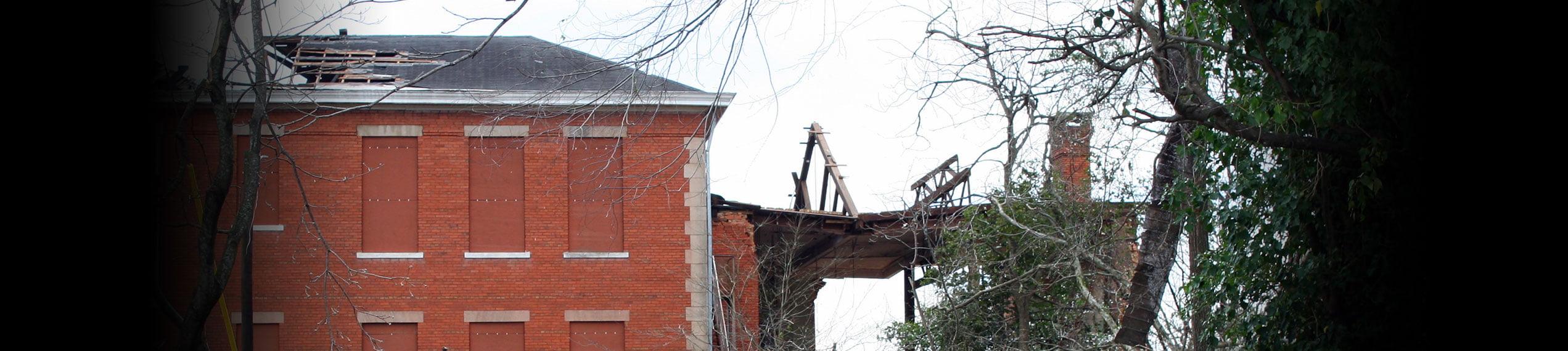 Wind & Storm Damage Repairs in Paul Davis Restoration of St Augustine